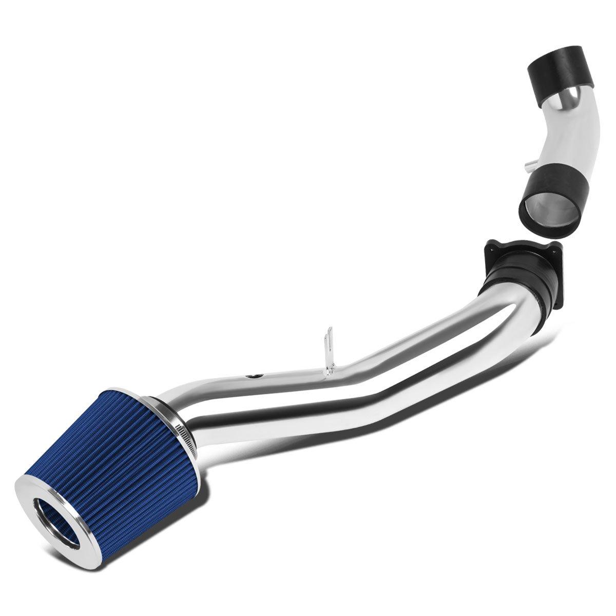DNA Motoring ITK-0054-BL Cold Air Intake System Blue For 03-06 Nissan 350Z