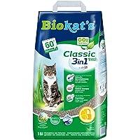 Biokat's 613796 Żwirek dla Kotów 3w1 o Świeżym Zapachu, 18 L