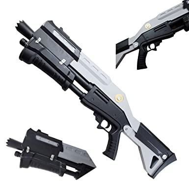 36629c7b455 Komikku Gears Tactical Pump Action Shotgun High Long-Arm Enforcer AR 15  Rifle