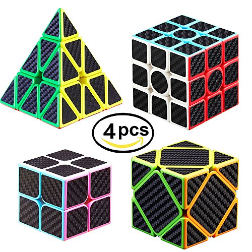 BUDI Pyraminx Stickers Enthusiasts Beginners product image