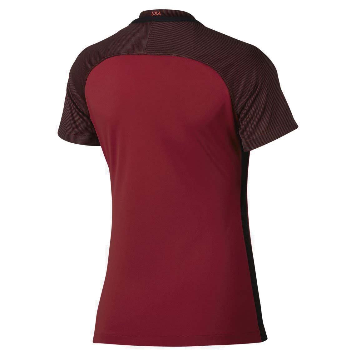 Nike USA Womens 3rd Jersey Gym RED