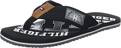 Comprar Tommy Hilfiger Essential TH Beach Sandal, Chanclas Hombre Talla 42 EU