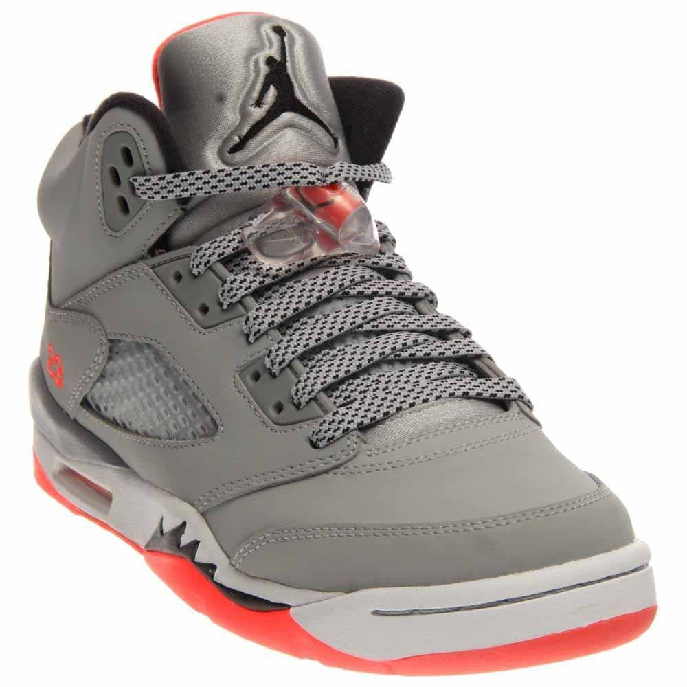 official photos 501ba 15cbd AIR Jordan 5 Retro GG (GS) 'HOT Lava' - 440892-018