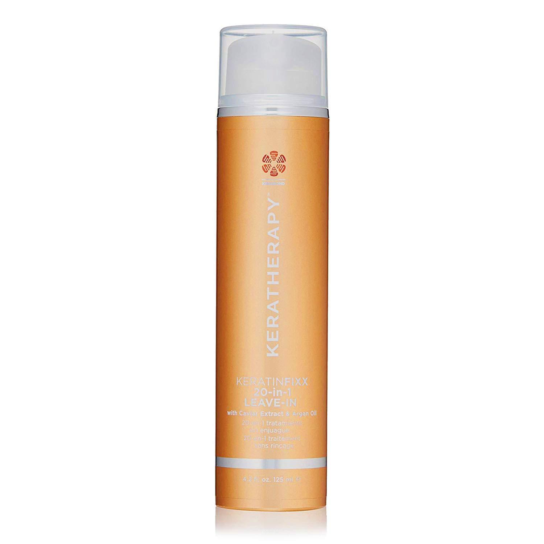 KERATHERAPY Keratin Infused Keratinfixx 20-in-1 Leave-in, 4.2 fl. oz., 125 mL: Premium Beauty