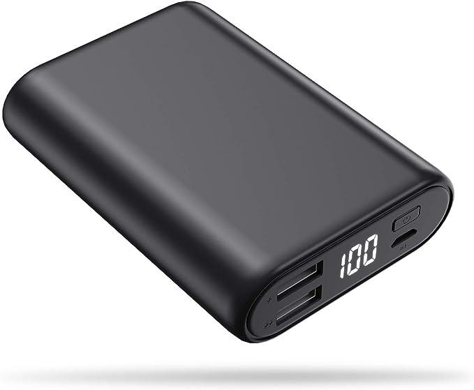 Amazon.com: Feob - Cargador portátil 16800 mAh, batería de ...