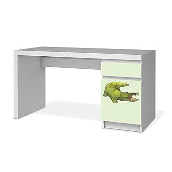 Mobelfolie Fur Ikea Malm Schreibtisch Kommode Mobelaufkleber