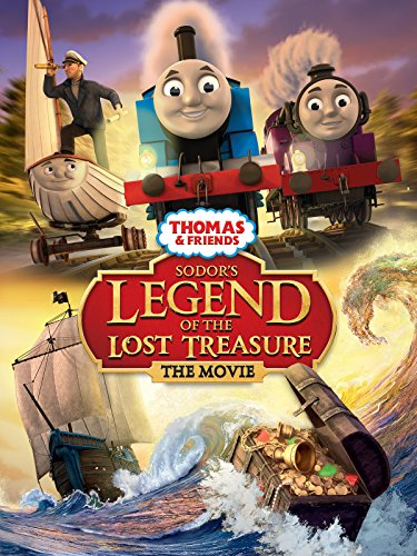 Thomas & Friends: Sodor's Legend of the Lost Treasure - The Movie (Songs Christmas Train The Thomas)
