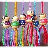 100 chupetes decorativos en miniatura, 2 cm, chupetes para ...