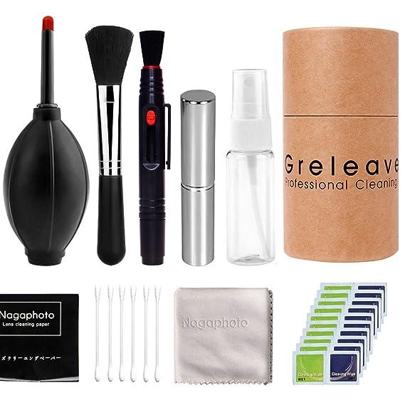 Kit de limpieza, grehome 22-in-1 Cámara Kit de limpieza para lente ...