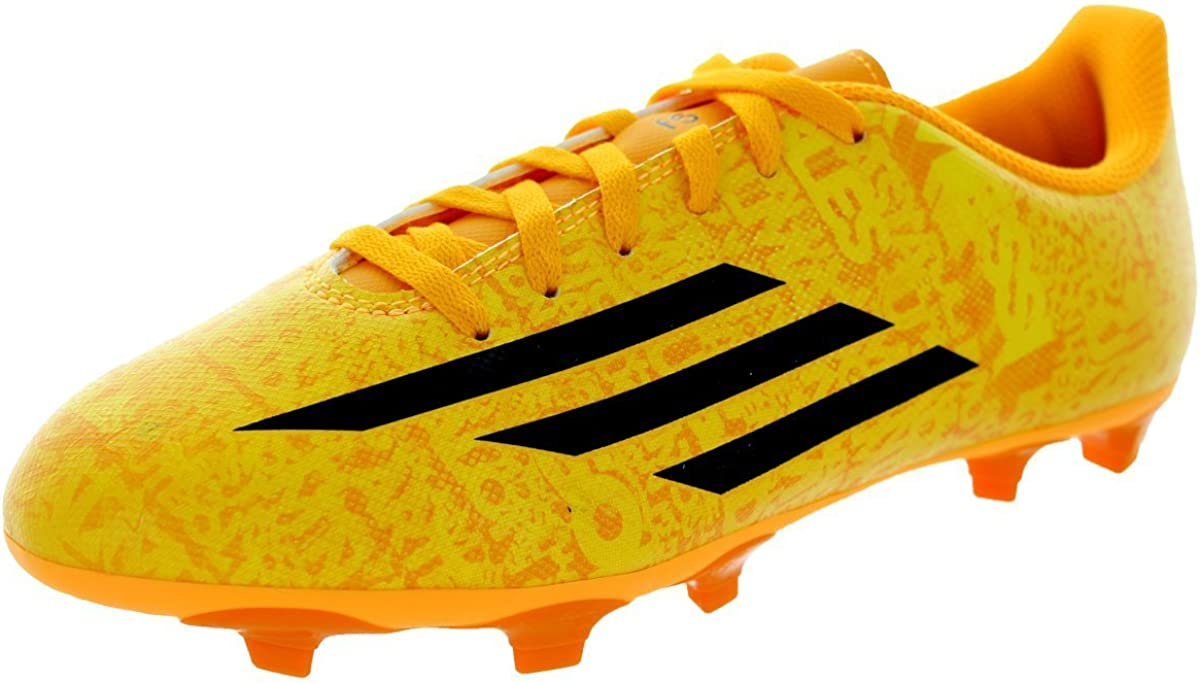 F5 FG Messi Soccer Cleats Solar Gold