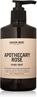 product image for Hudson Made Hand Soap 10 fl.oz (Apothecary Rose)