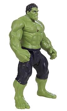 Smart Buy Avengers 2 Hulk Age Of Ultron Action Figure - 28 Cms - Green