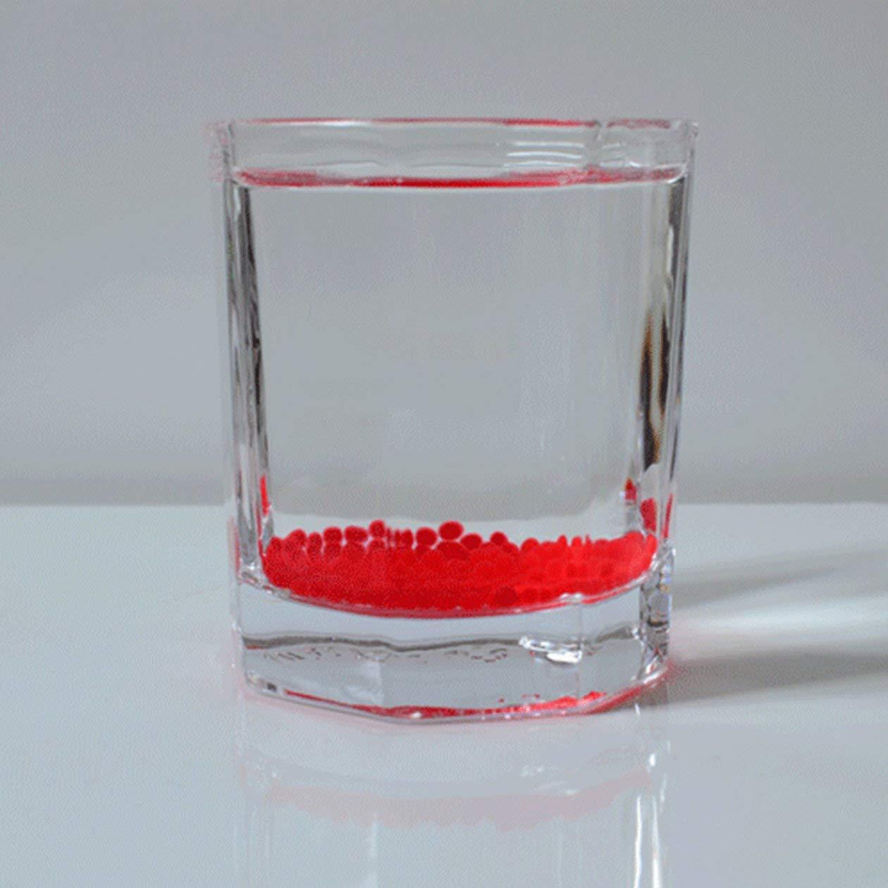 Set-Wasser-Gewehr Kugel ungiftige Orbeez weiche Kristallwasser-Paintball-Gewehr-Kugel-Wasser-Perlen Kugeln Spielzeug f/ü r Wasserpistole Heraihe 20000PCS