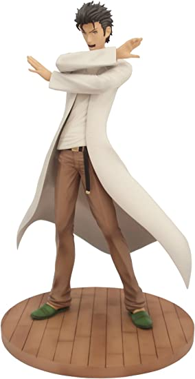 figma Steins gate Rintaro Okabe non-scale ABS /& PVC painted action figure