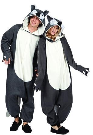squirrel adult costume hoodie Smoochi the