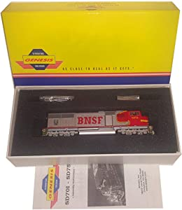 Athearn Genesis BNSF SD751 #8251 Powered Engine HO Scale