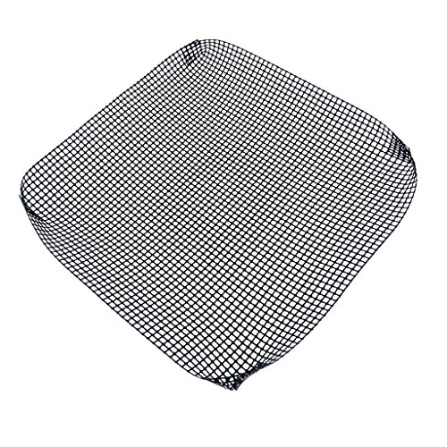 Baoblaze Non-stick Oven Mesh Chips Baking Tray Reusable Basket Grilling Pan Crisper, Allows hot air to circulate giving your oven chips, garlic bread and pastries that perfect all round crispness