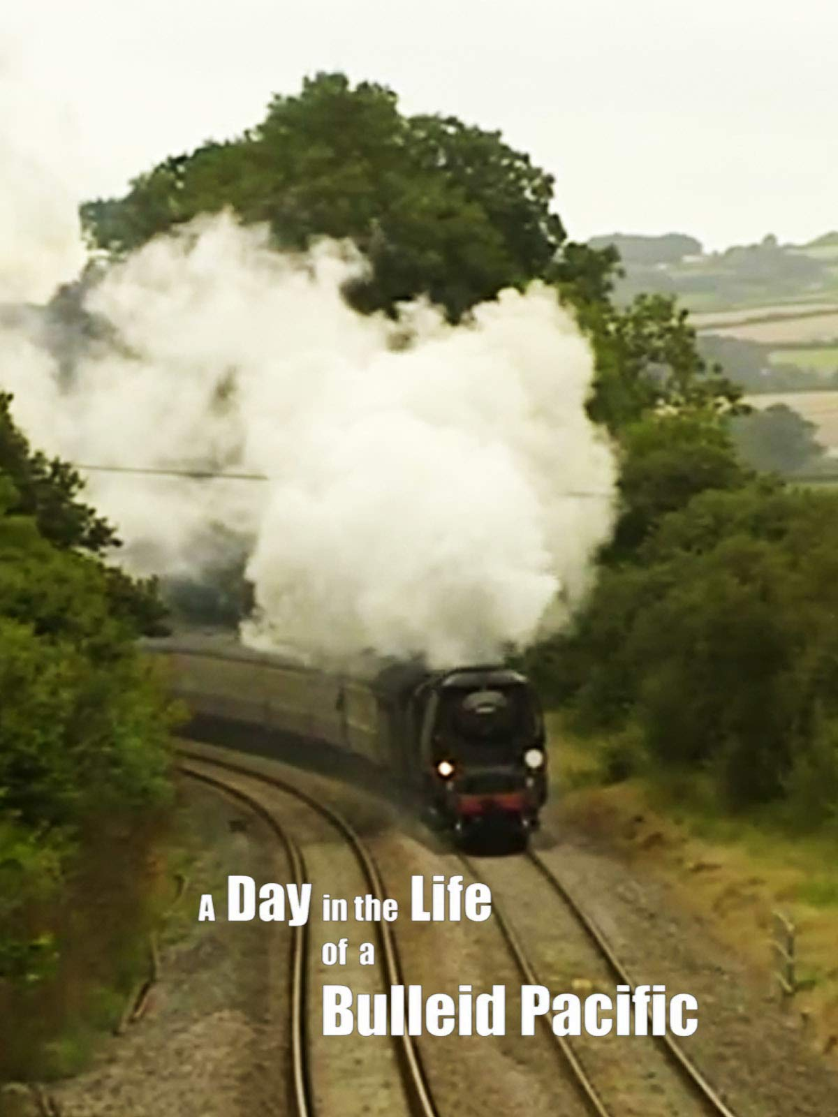 A Day in the Life of a Bulleid Pacific