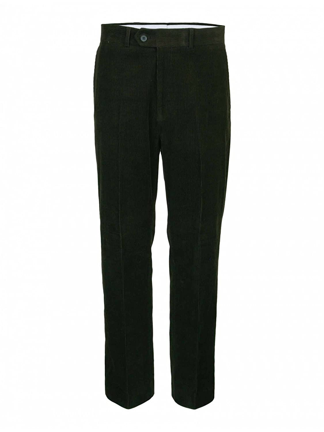Men's Classic Cord Trousers [32-44] [7 Colors] DELUXE-07