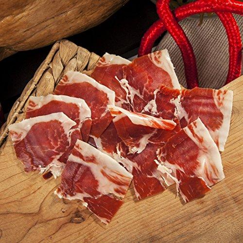 Jamon Iberico, Sliced Ham - 8 (Sliced Serrano Ham)