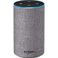 $39 » Echo (2nd Generation) - Smart speaker with Alexa and Dolby processing  - Heather Gray Fabric