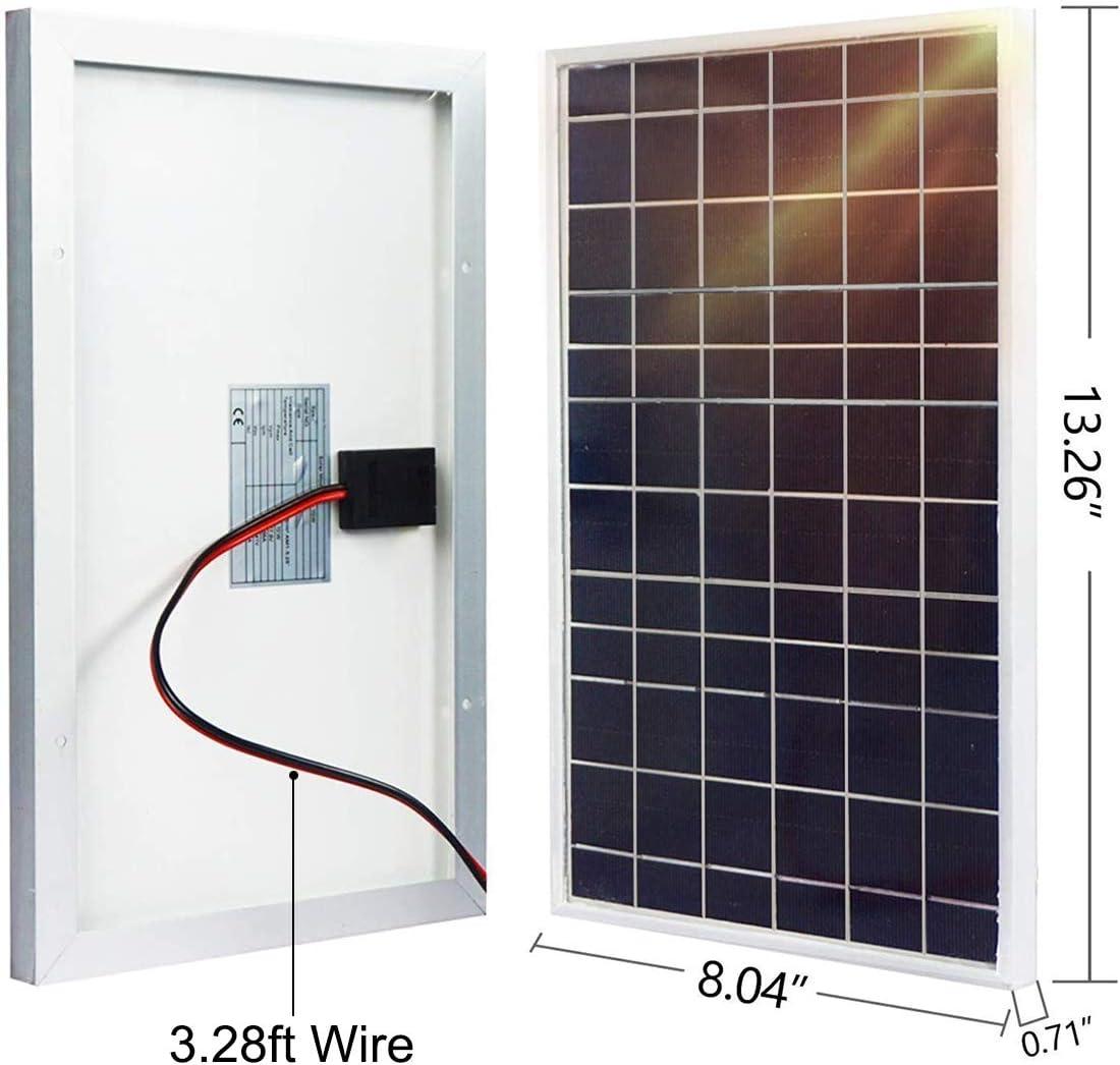 pantalla solar ecológico ECO-WORTHY