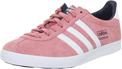 adidas Originals Gazelle OG W, Basket Femme - Rose - Pink ...