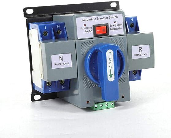 4P 63A 110V 50//60HZ  Self cast Conversion Dual Power Automatic Transfer Switch