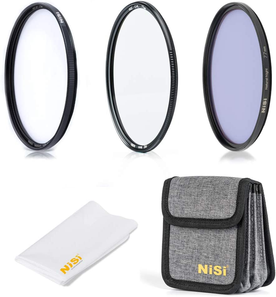 NiSi 77mm Circular Advance Filter Kit