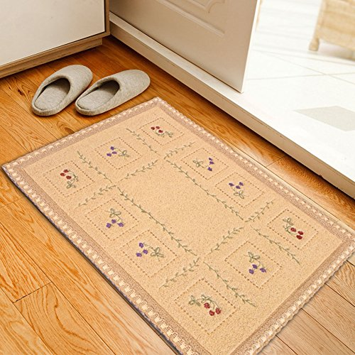 Household Door Mats/Cotton Mats/Non-slip Mat-A 67x110cm(26x43inch)