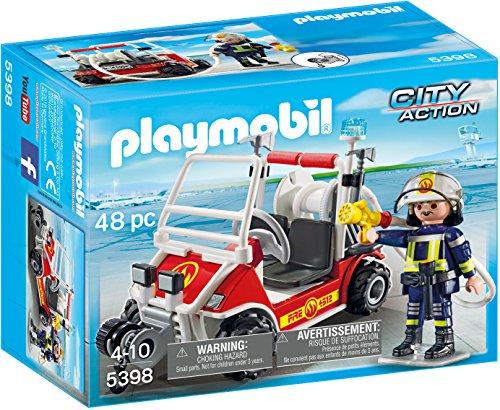 PLAYMOBIL® Fire Quad Building Set ()
