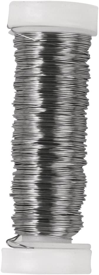 Silberdraht 0,25 mm x 50 m Knorr Draht Basteldraht 216464718