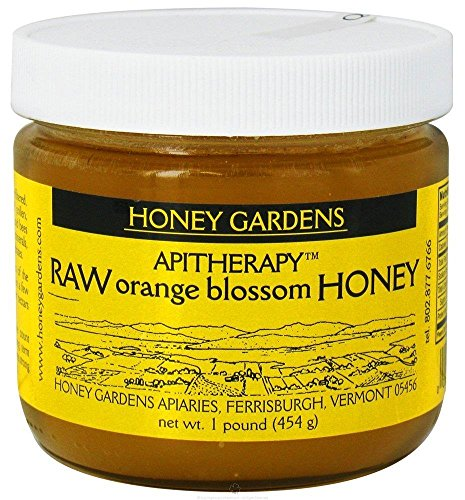 Apitherapy Honey Orange Blossom Honey Gardens product image