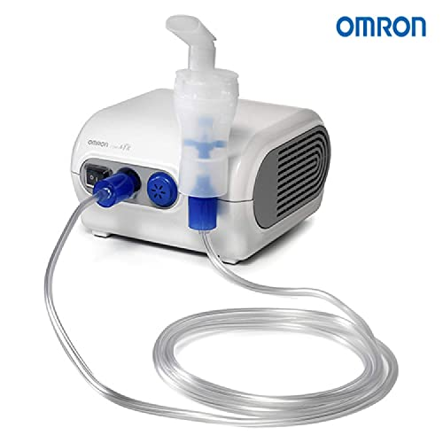 1. Omron NE C28 Compressor Nebulizer