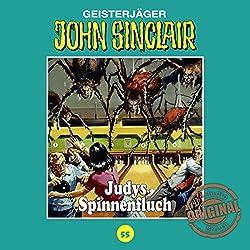 Judys Spinnenfluch (John Sinclair - Tonstudio Braun Klassiker 55)