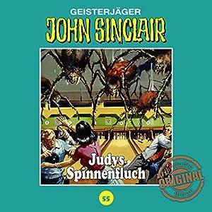 Judys Spinnenfluch (John Sinclair - Tonstudio Braun Klassiker 55) Hörspiel