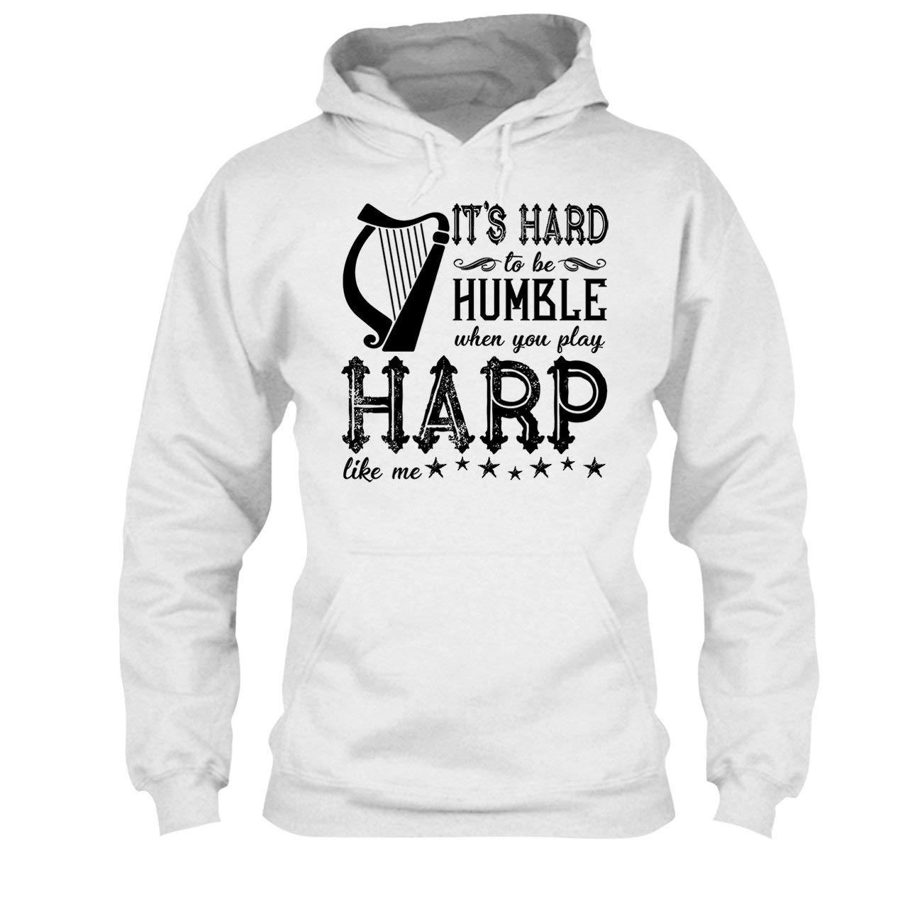 Short Sleeve Shirts to Play Harp Like Me Tee Shirt
