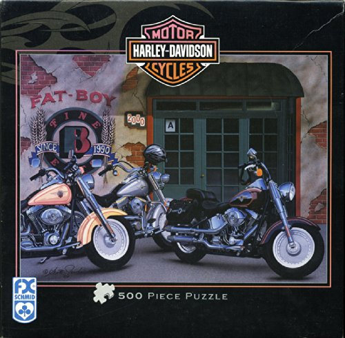 Fat Boy Motorcycle - 5
