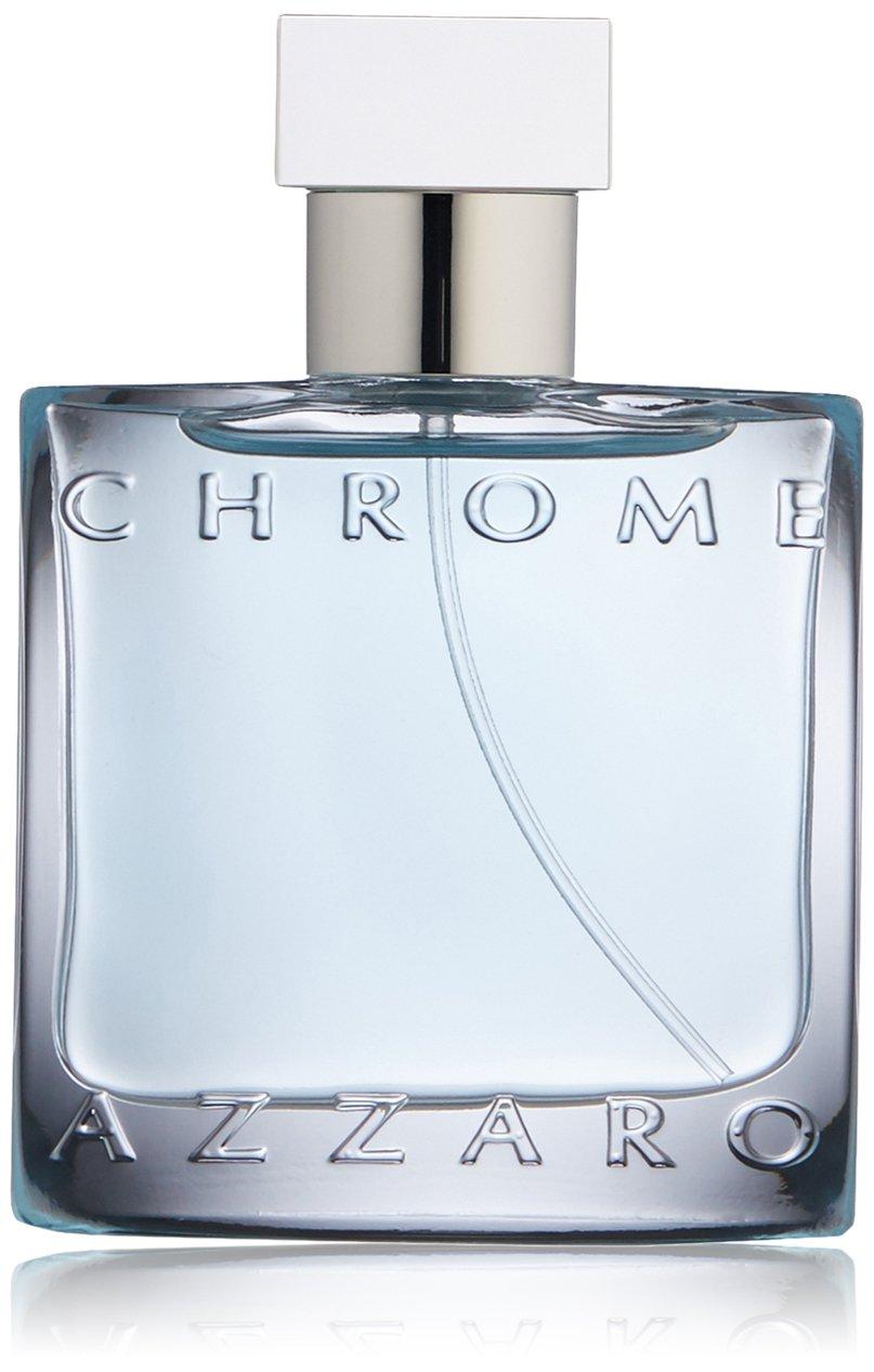 Loris Azzaro Chrome for Men Eau De Toilette Spray 3.4 Oz. 120700 5803_-100ml