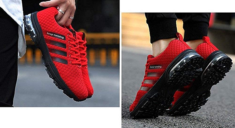 SUNNY Store Mens Womens Athletic Shoes Tennis Jogging Walking Fashion Running Shoes