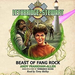Lethbridge-Stewart: Beast of Fang Rock Audiobook