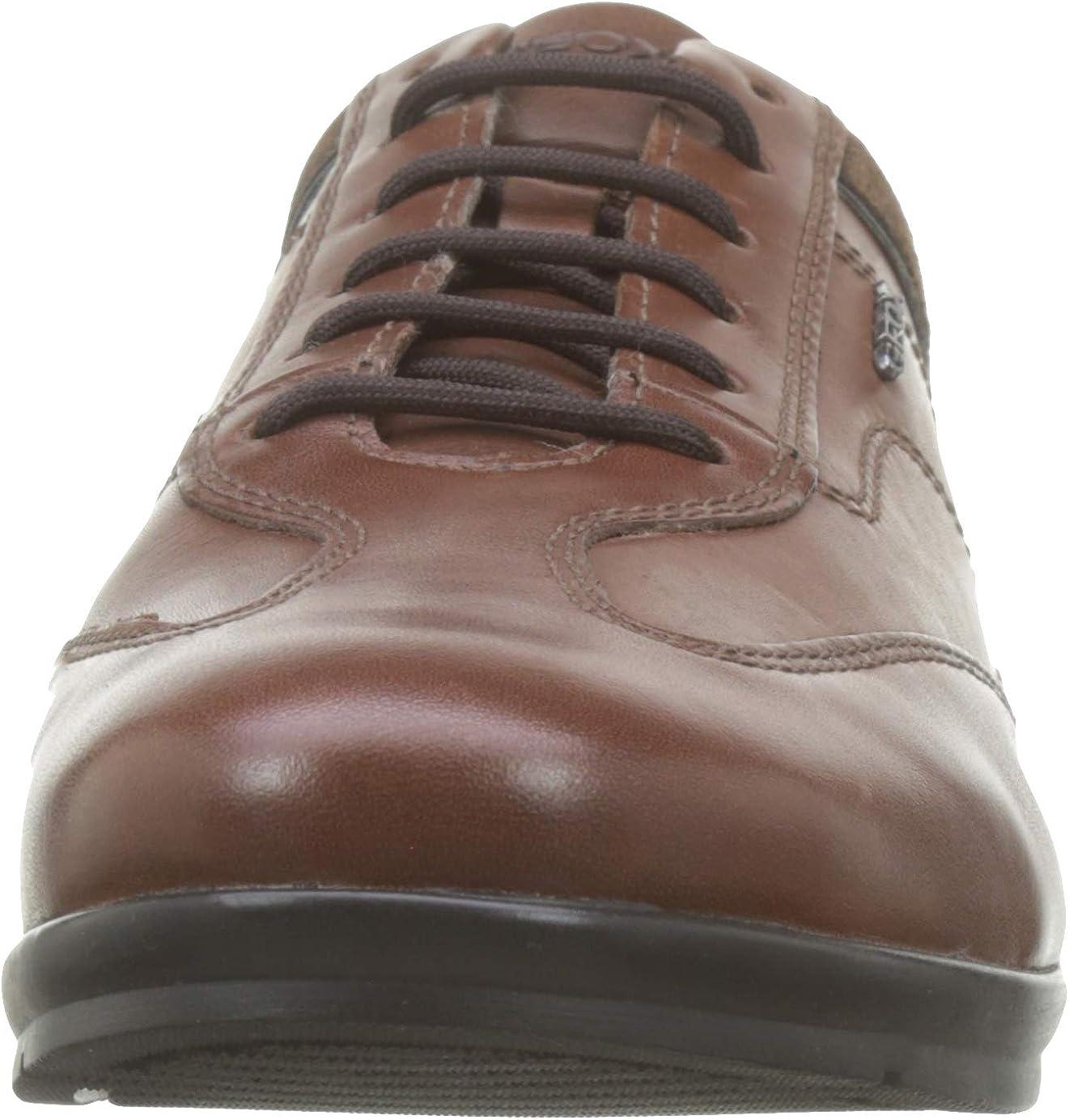 Geox Mens U Adrien B Formal Shoes