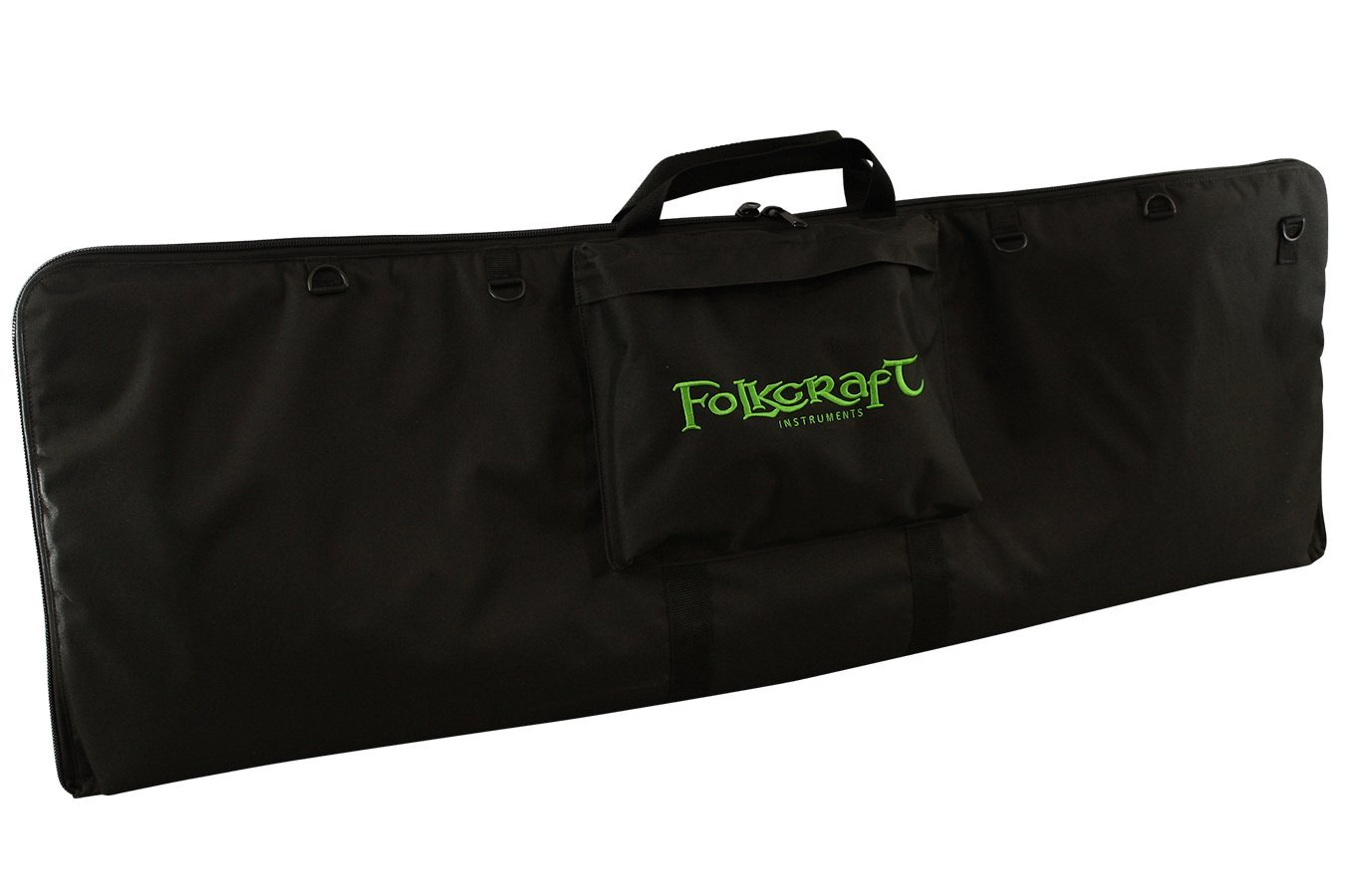 Dulcimer Carrying Bag, Extra Large Size For Courting Dulcimers