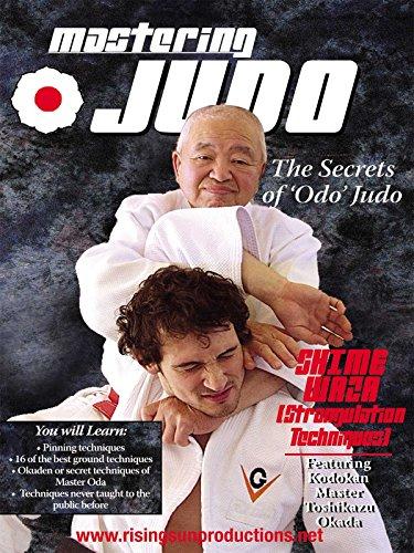 Mastering Judo Shime Waza Ground Work