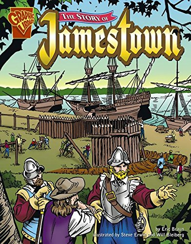 The Story of Jamestown (Graphic History)