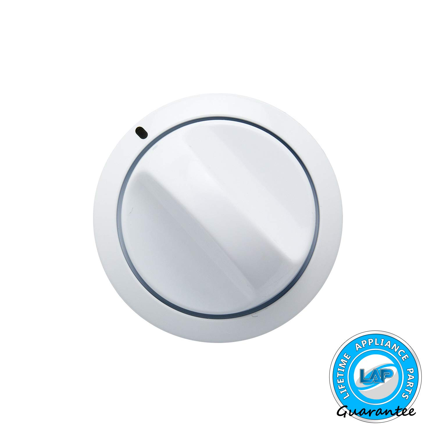 Ultra Durable 131873304 Timer Knob Compatible with Frigidaire Dryer - 1318733, 131167804