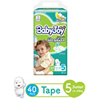 Babyjoy JP Junior Size 5 40 diapers (14-25 kg.)