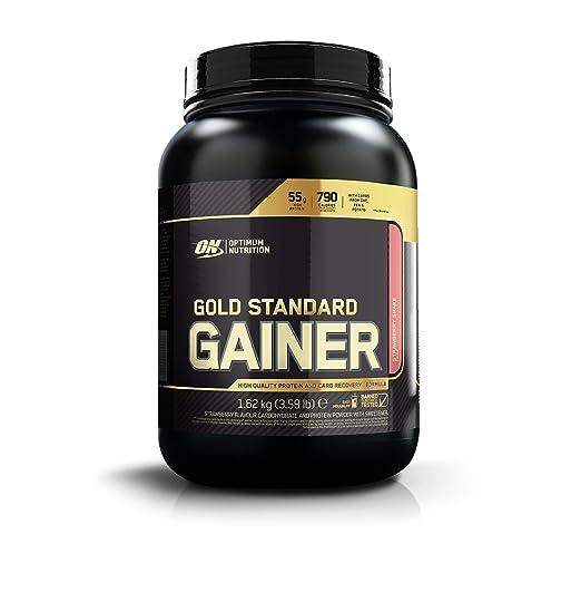 Optimum Nutrition Gold Standard Gainer, Strawberry- 1624 g