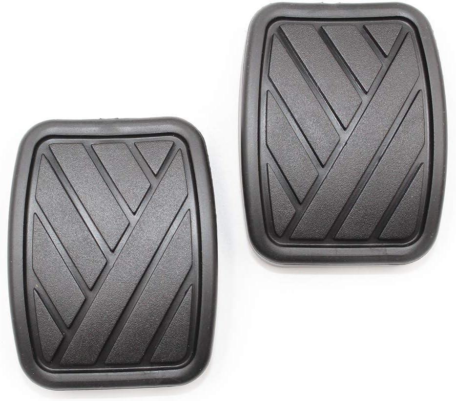 NIUASH Brake Pedal Cover Car Pedals,For Suzuki SX4 Aerio Ciaz Vitara S-Cross Splash Ignis Kizashi Sidekick Samurai
