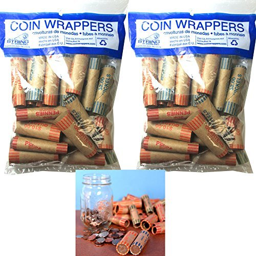 Assorted Coin Wrappers | CoinWrappersUSA com
